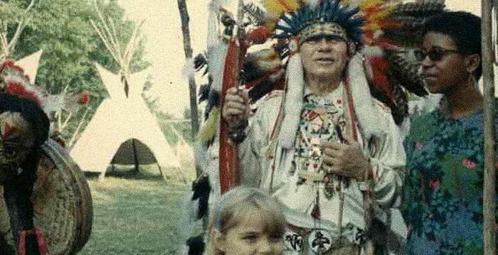 Иван Даценко: советский летчик, ставший вождем индейского племени.